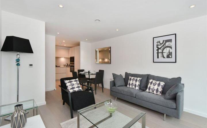 LUXURY BRAND NEW 1 BED BRANDON HOUSE SE1 BOROUGH SOUTHWARK ELEPHANT CASTLE LONDON BRIDGE