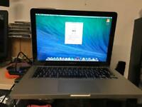 MacBook Pro i5 laptop with 2 moth warranty