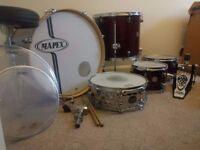 Mapex Horizon 5 Piece Drum Kit with Extras