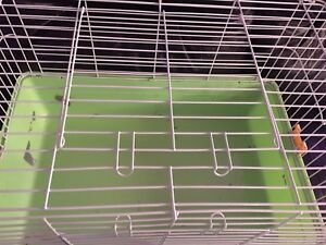 Medium cage good size for any small animals