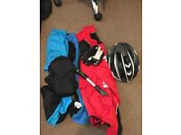 Cycling gear/clothing