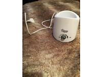 Tommie tippee bottle warmer excellent condition