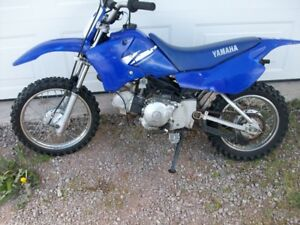 Yamaha TTR-90 electric and kick start