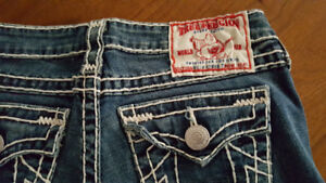Classic True Religion Jeans - size 29 - Paid over $ 500