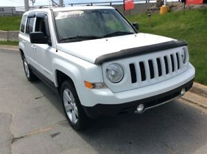 2014 Jeep Patriot LIMITED/LEATHER/4X4