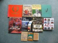 Motor Car-Racing Books