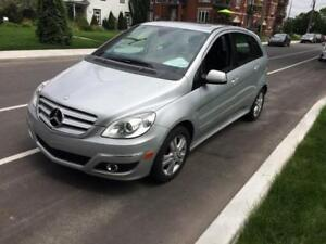 2009 MERCEDES-BENZ B-200 * bas millage * 514-961-9094