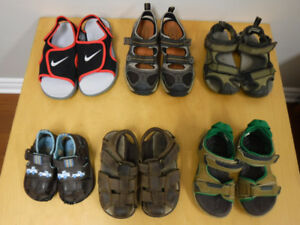 Sandals, runners, slippers and boots, Infant - Size 1
