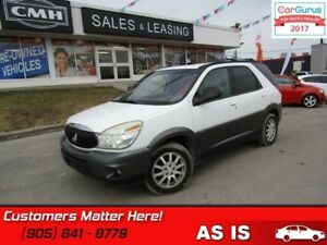 2005 Buick Rendezvous   AS TRADED *UNCERTIFIED*