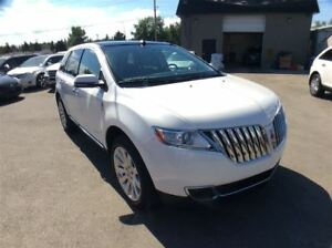 2013 Lincoln MKX LIMITED EDITION NAVI PANO ROOF
