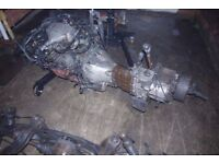 Gearbox R380 Landrover 1996 complete