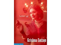 LIFESTYLE KRISHNA COTTON WHOLESALE SAREE WEBSITE