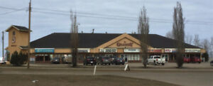 Retail space available in the Grainery in Stony Plain