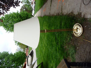 Gently used floor lamps