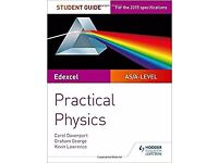 Practical physics student guide for edexcel 2015 specification