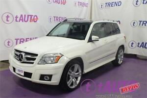 What a Luxury Car Should Be. 2010 Mercedes-Benz GLK 350