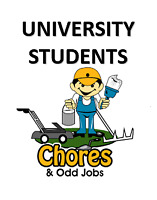 UNIVERSITY STUDENTS - LANDSCAPING & YARD WORK