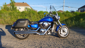 Kawasaki vulcan meanstreak 2004