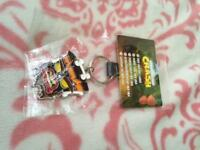 Crash Bandicoot Keyrings