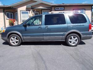 2006 Pontiac Montana standard Minivan, Van