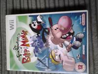 WII game the Grim Adventures of Billy & Mandy