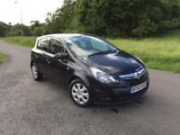 Vauxhall corsa exclusive 1.4 petrol manual • long mot • air con • low mileage 1 previous owner