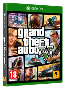 Grand Theft Auto 5 - GTA V - Xbox One