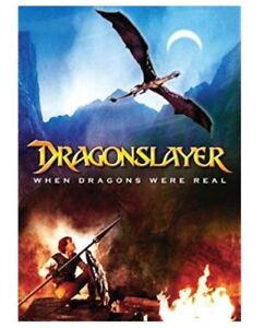 Looking for Dragon Slayer DVD