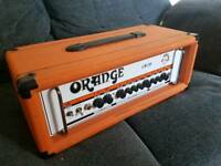 Orange CR120 guitar amp head.