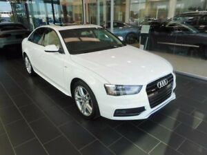 2015 Audi A4 Technik, Accident Free, Blind Spot Monitor, Naviga