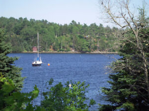 Furnished Chester Basin - October through June.