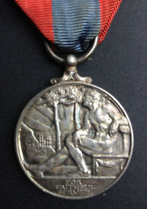 """Imperial Service Medal - """"For Faithful Service"""""""