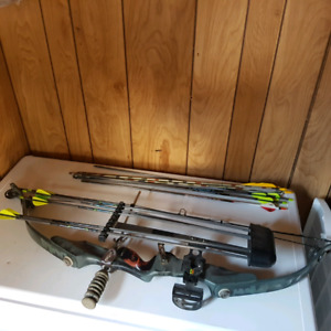 Oregon Original Mint Compound Bow
