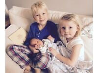 Looking For Full Time Nanny / North London