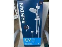 Bristan artisan Evo digital electronic shower. Brand new in unopened box!
