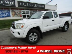 2011 Toyota Tacoma   - 4X4 -  ACCESS CAB -  POWER GROUP