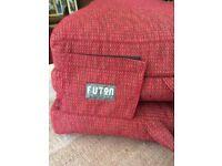 Futon Company portable mattress/cushion