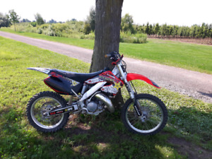 Cr 125 Great Condition WITH OWNERSHIP