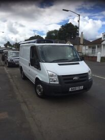Ford transit 10 plate (no vat)