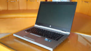 Hp Elite Book I7 Processor 8GB Ram Windows 10