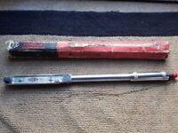 Britool Torque Wrench, EVT2000A