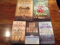 Dan Brown Bundle