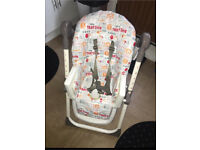 Red Kite Feed Me Deli Highchair