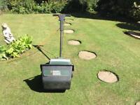Black and Decker Electric Lawn Rake (Scarifier)