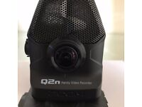 Zoom Q2n Handy Video Recorder (Ideal For Musicians)