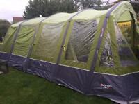 Vango Inspire 600 Airbeam 2016 6 man Tent - VGC
