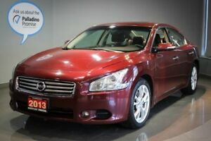 2013 Nissan Maxima 3.5 SV Luxury-Oriented Craftsmanship & Perfor