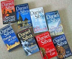 DANIEL SILVA = Paperback Novels