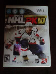 Wii NHL2K10