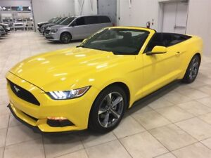 2016 Ford Mustang V6 *CONVERTIBLE* 2300 KM !